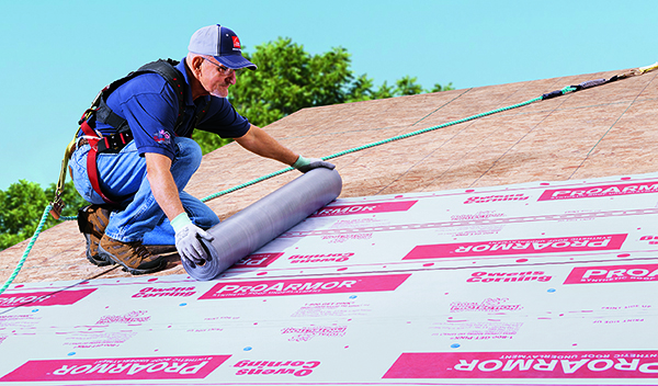 Owens Corning Roofing Proarmor Synthetic Roof Underlayment