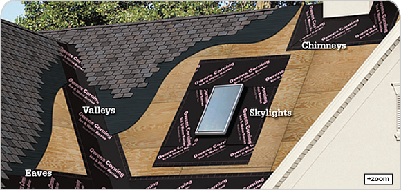 Owens Corning Roofing Weatherlock Flex Flexible Self